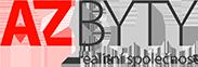 Logo společnosti AZ BYTY s.r.o.
